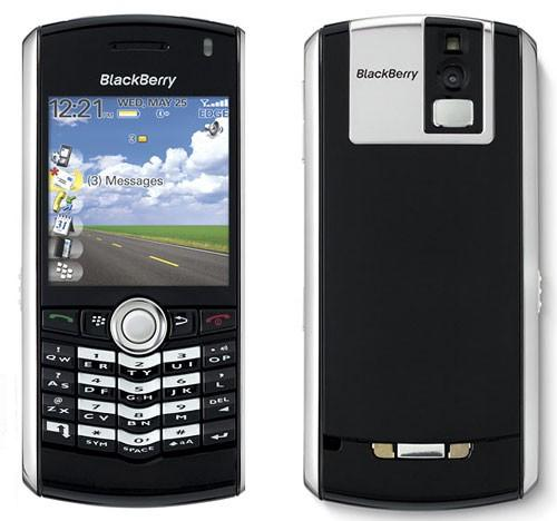 Blackberry 8100 Pearl Accessories