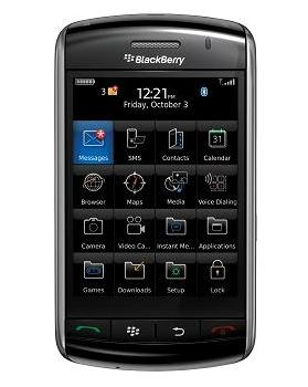 Blackberry 9500 Storm Accessories
