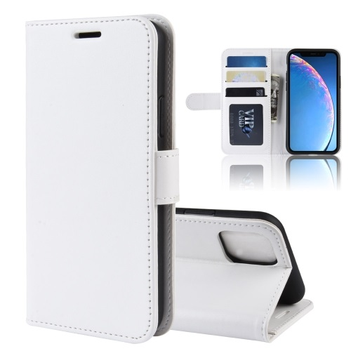 Wallet Case For iPhone 11 White