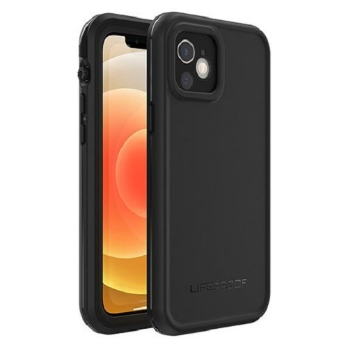 LifeProof FRE Case For Apple iPhone 12 Black