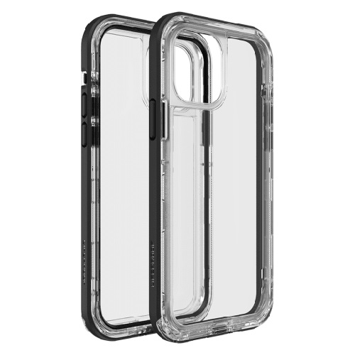 LifeProof Next Case For iPhone 12 And iPhone 12 Pro Black Crystal