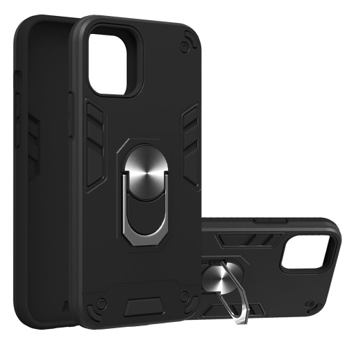 Tough Case For iPhone 12 And iPhone 12 Pro Black