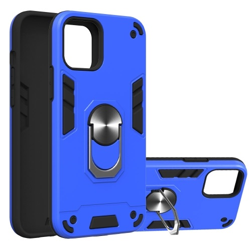 Tough Case For iPhone 12 And iPhone 12 Pro Blue