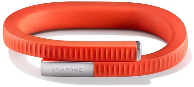 Jawbone UP24 Wristband Persimmon Medium - Campad Electronics