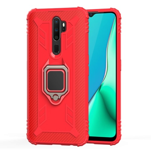 Oppo A5 2020 TPU Case Red