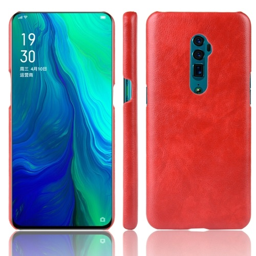 Oppo Reno 5G PC Case Red