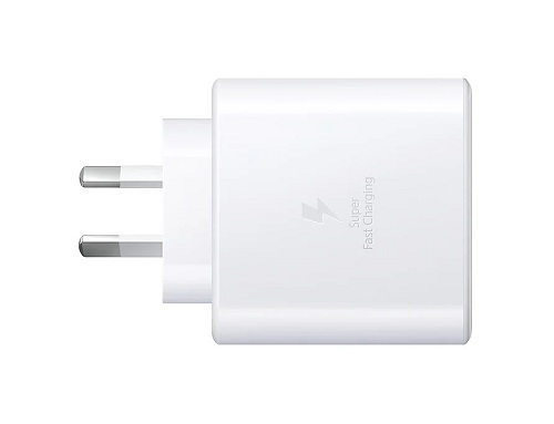 Samsung AC Fast Charger Type C 45W White