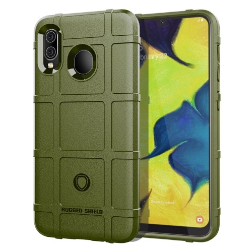 Samsung Galaxy A20 Tough Case Army Green