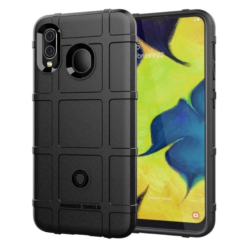 Samsung Galaxy A20 Tough Case Black