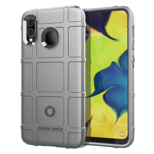 Samsung Galaxy A20 Tough Case Grey