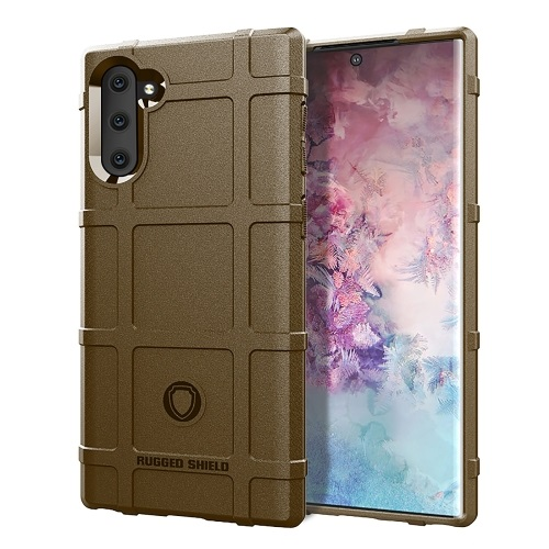 Samsung Galaxy Note 10 Tough Case Brown