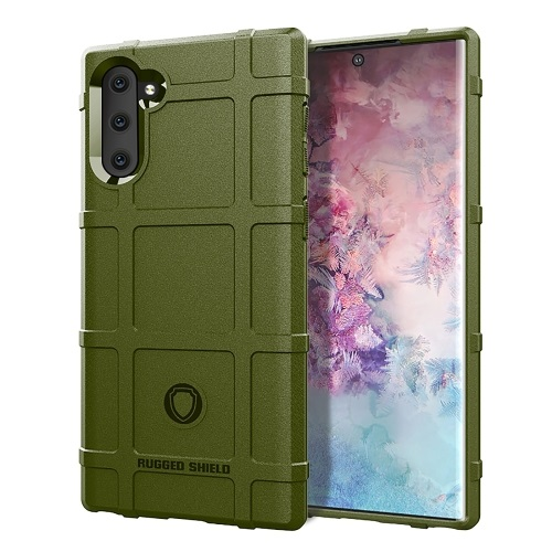 Samsung Galaxy Note 10 Tough Case Green