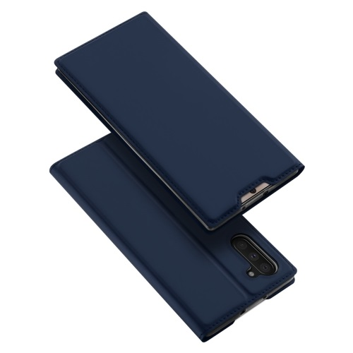 Samsung Galaxy Note 10 Wallet Case Blue