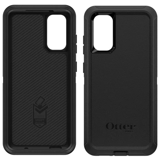 Otterbox Defender Case Black For Galaxy S20