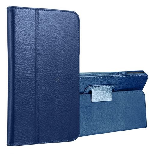 Galaxy Tab A 8.0 (2017) PU Leather Case Blue