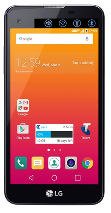 Telstra Signature Enhanced By LG Accessories
