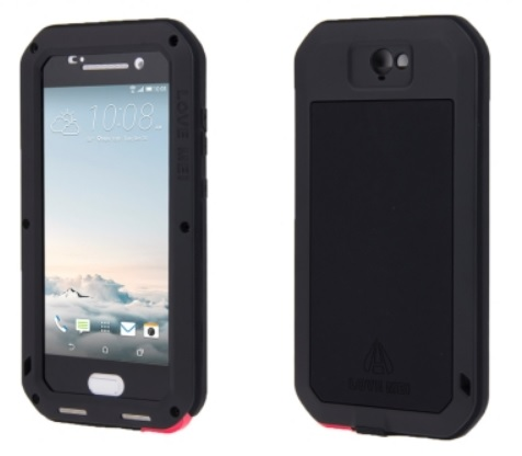 Telstra Signature Premium Tough Case Black